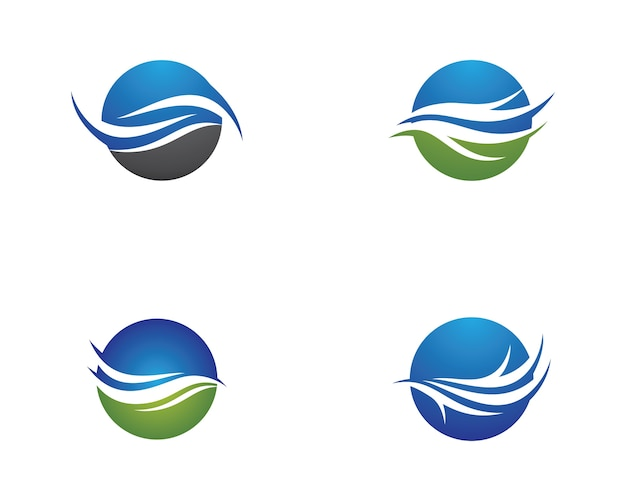 Иллюстрация символа волны