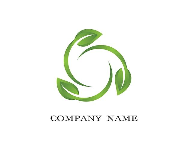 Экология дизайн логотипа