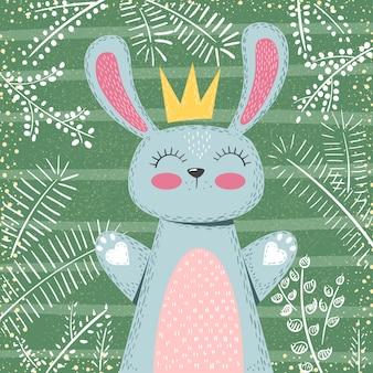 ウサギのキャラクター