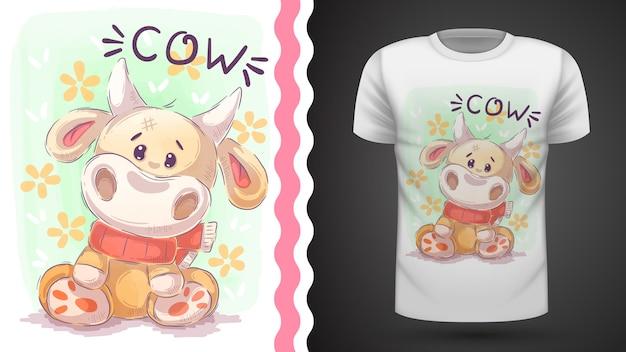 かわいい子供牛