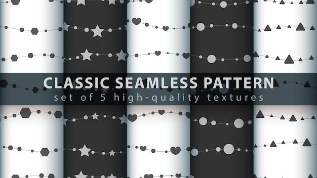 古典的なシームレスパターン