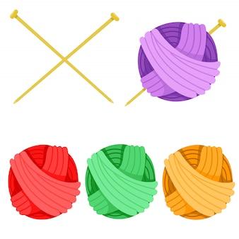 糸と色のイラストレーター
