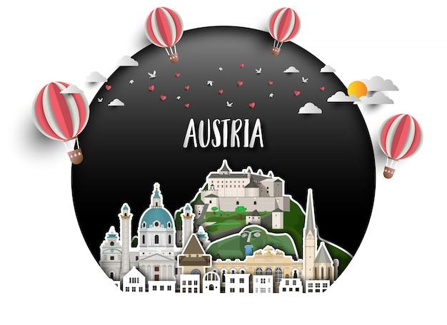 Достопримечательность австрии