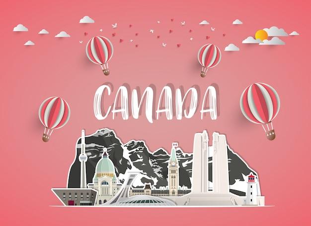 Канадский ориентир глобальный путешествия и путешествие справочный документ. презентация