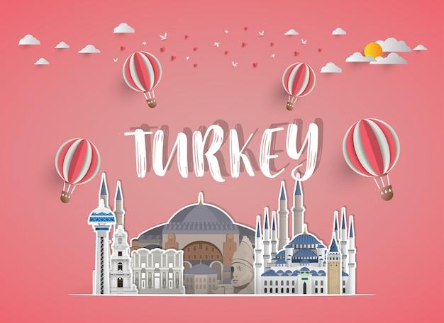 Турция ориентир глобальные путешествия и путешествие справочный документ.