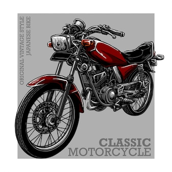 クラシックバイク