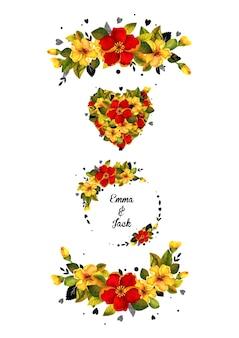 Персидский цветок