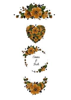 ペルシャの花