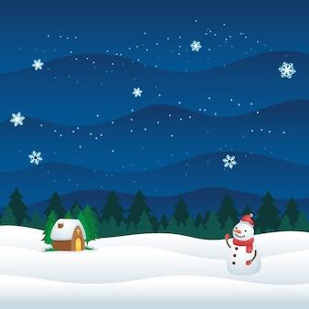 クリスマスの飾りのパターンの壁紙
