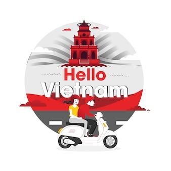 Привет, вьетнам