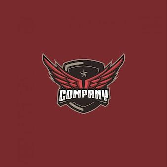 翼会社のロゴ