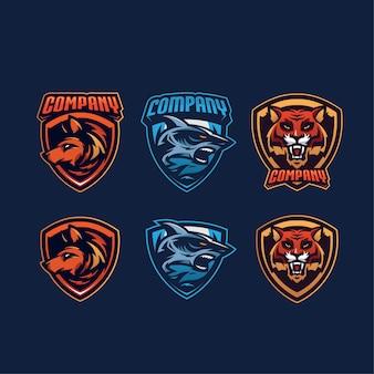 Киберспорт логотипы