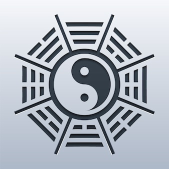 陰陽のシンボル