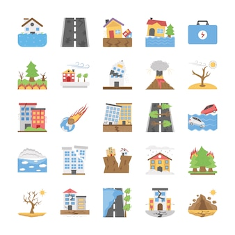 Иконы стихийных бедствий
