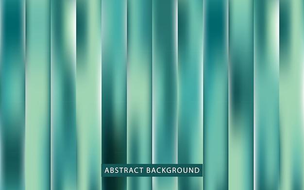 抽象的な緑のグラデーションの背景のベクトル