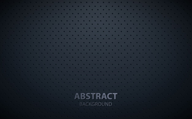 黒の抽象的な背景