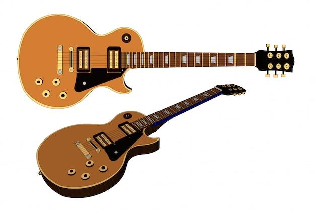ギターのベクトル