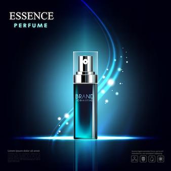 ベクトルスプレーボトル新鮮な香り美容整形
