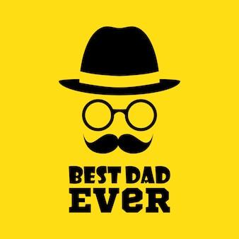 史上最高のお父さん