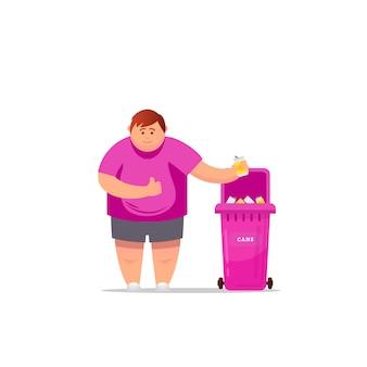 ゴミ箱のソート