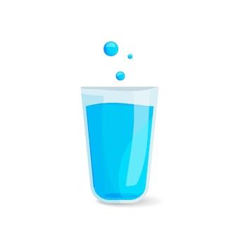 ガラスの水アイコン