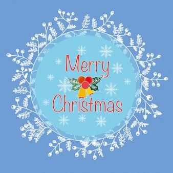 Поздравительная открытка с рождеством христовым