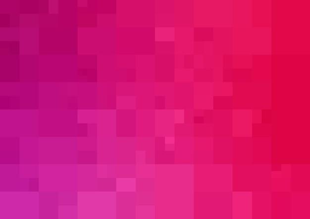 Светло-розовая векторная многоугольная иллюстрация