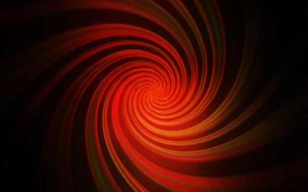 天の川の星の暗い赤ベクトルテクスチャ。