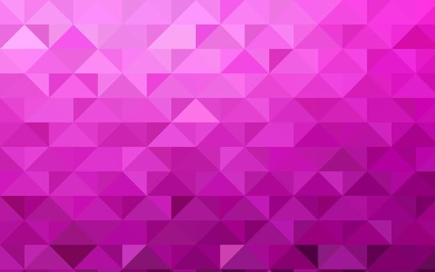 Светло-розовый векторный низкий поли шаблон