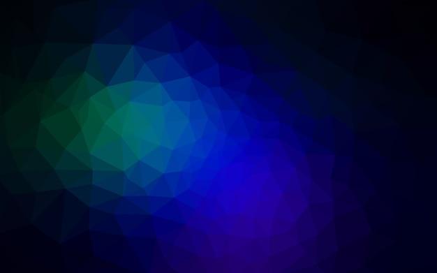 Зеленый вектор современный геометрический абстрактный фон
