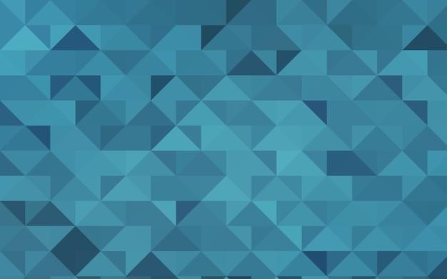 Светло-синий векторный абстрактный многоугольник