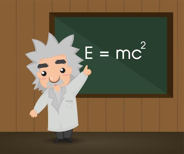 アルバート・アインシュタイン。