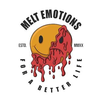 感情を溶かす