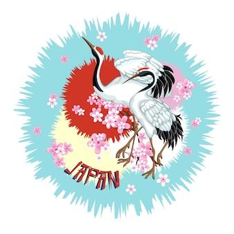 Символы японии