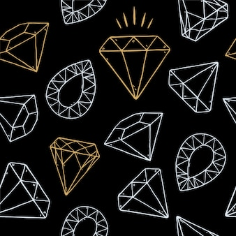 Бесшовные алмазов,