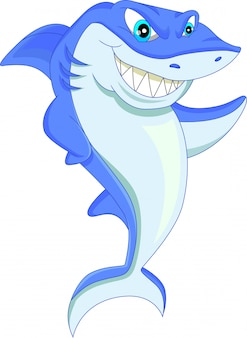 面白いサメ漫画