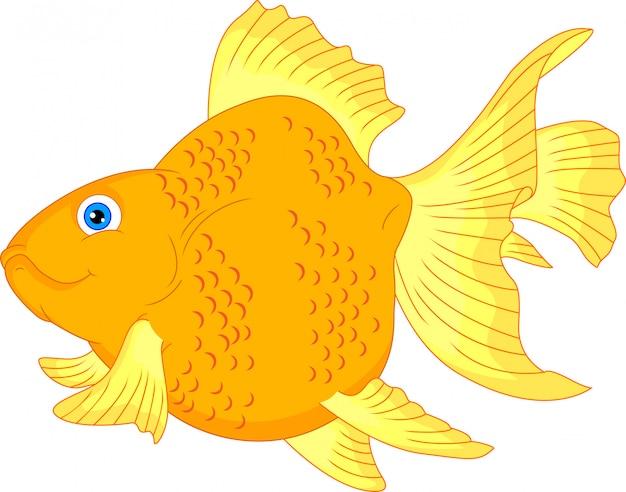 Мультфильм рыба