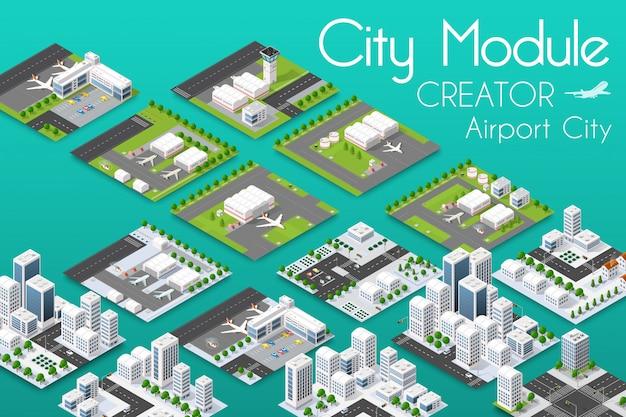 Создатель городского модуля