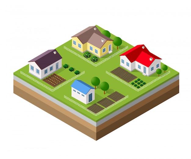 家の農場セット