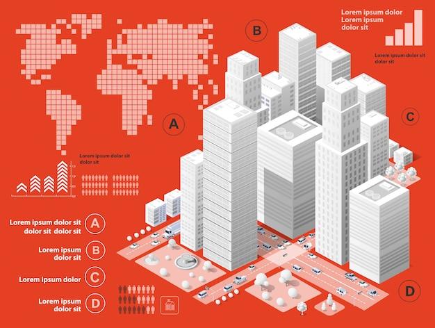 建築ベクトル図