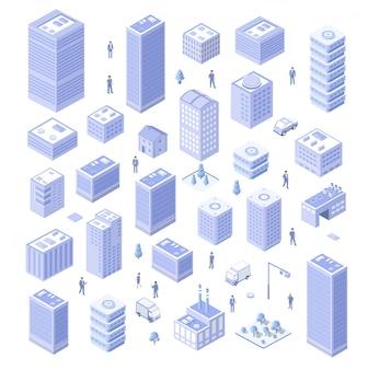 等尺性住宅都市