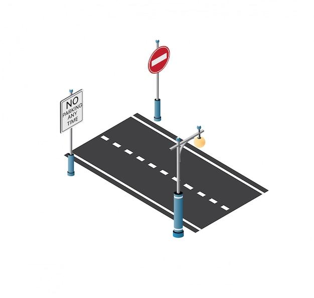 道路街灯交通