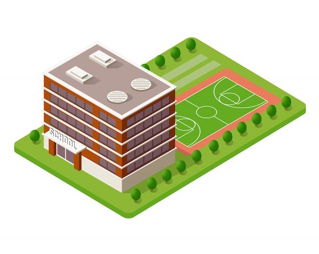 学校等尺性建物研究教育