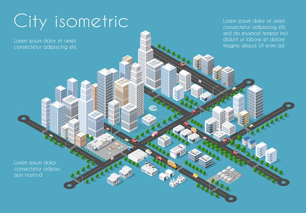 交通三次元都市