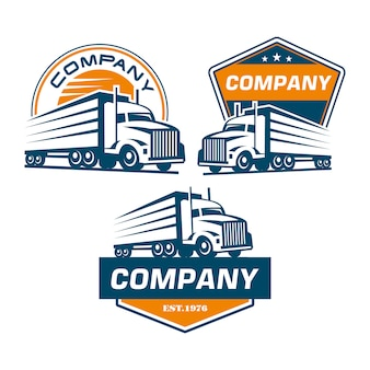 Грузовик логотип