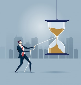 Паникуй и старайся остановить время