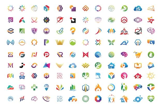 Лучшие коллекции логотипов