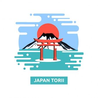 日本の鳥居
