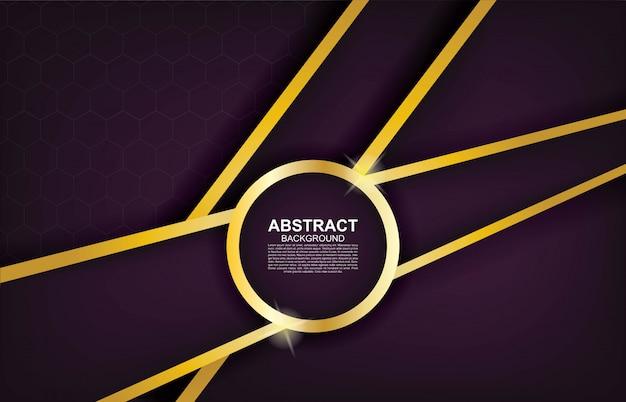 Современный абстрактный дизайн геометрических фон