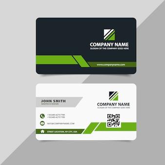 Концепция визитной карточки